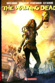 The Walking Dead 67 Variant Cover