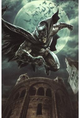 Copertina di Batman n.1 – Variant Museum