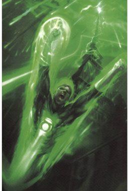 Copertina di Lanterna Verde n.1 – Variant Museum