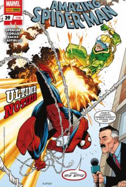 Copertina di Spider-Man n.748 – Spider-Man 39