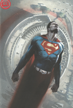 Copertina di Superman n.1 – Variant Museum