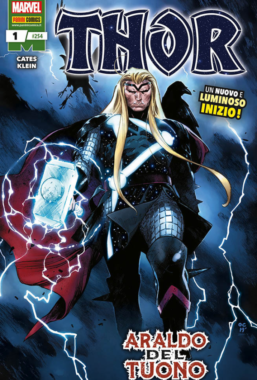 Copertina di Thor n.254 – Thor 1
