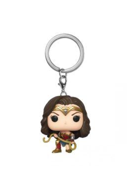 Copertina di WW 1984 Wonder Woman Pocket Pop Keychain