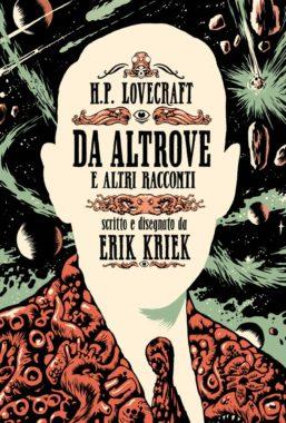 Copertina di H.P. Lovecraft Da Altrove