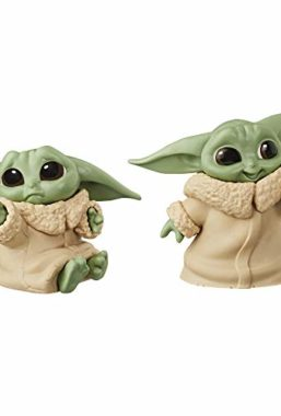 Copertina di Star Wars Mandalorian The Child 2pack Figure