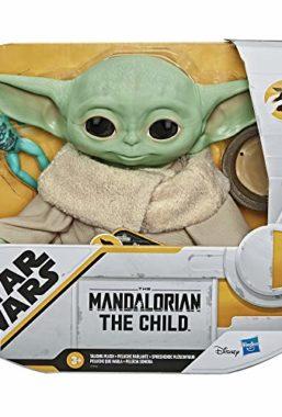 Copertina di Star Wars The Child talking plush