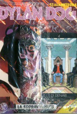 Copertina di Dylan Dog n.389 – La Sopravvissuta