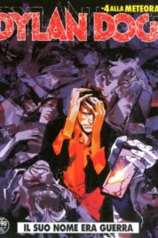 Dylan dog n.396 – Il Suo Nome Era Guerra