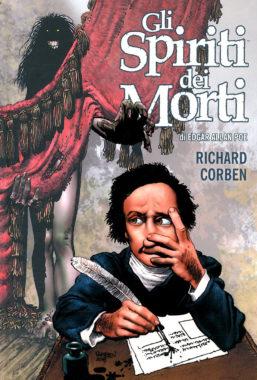 Copertina di Edgar Allan Poe Gli Spiriti Dei Morti