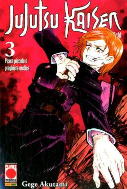 Copertina di Jujutsu Kaisen Sorcery Fight n.3