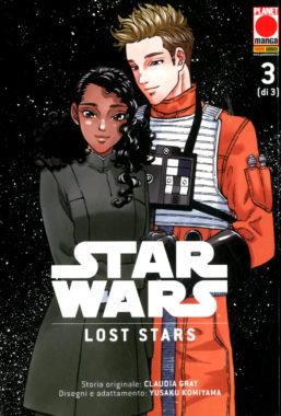 Copertina di Star Wars Lost Stars n.3