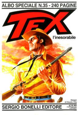 Copertina di Tex – Linesorabile – Tex Speciale 35