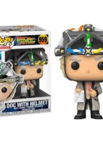 Back to the Future Doc With Helmet Funko Pop 959