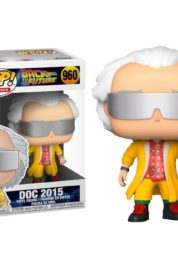 Back to the Future Doc 2015 Funko Pop 960