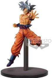 Dragon Ball Super Son Goku Ultra Instinct Figure