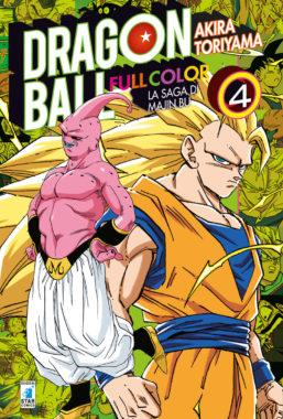 Copertina di Dragon Ball Full Color n.30 – La Saga di Majin Bu (4 di 6)