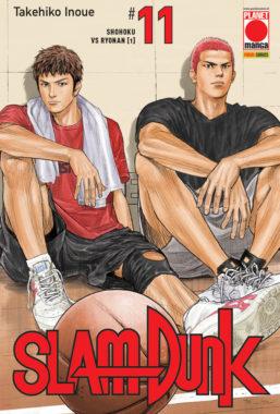 Copertina di Slam Dunk n.11 Di (20)