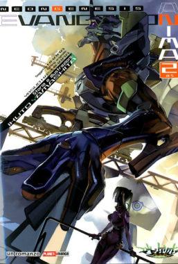 Copertina di Neon Genesis Evangelion – Anima n.2