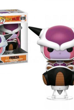 Copertina di Dragon Ball Z Frieza Funko Pop 619