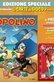 Supertopolino n.3377 + Mazzo Carte Rosso