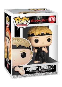 Copertina di Cobra Kai Johnny Lawrence Funko Pop 970