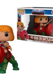 Motu He-Man On Battlecat Funko Pop 84