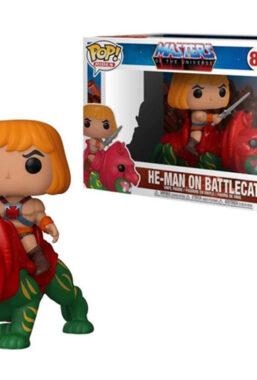 Copertina di Motu He-Man On Battlecat Funko Pop 84
