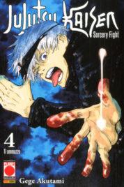 Jujutsu Kaisen Sorcery Fight n.4