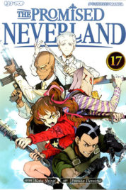 The promised neverland n.17