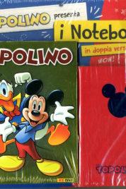 Topolino n.3380 + agenda notebook