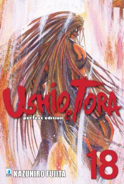 Copertina di Ushio e Tora Perfect Edition n.18