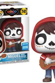 Coco Miguel w/guitar Funko Pop 741