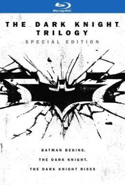 Copertina di The Dark Knight Trilogy Special Edition