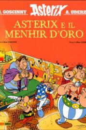 Asterix E Il Menhir D'oro Cartonato