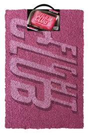 Fight Club Doormat
