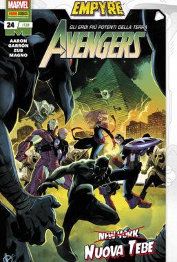 Copertina di Avengers n.128 – Avengers 24