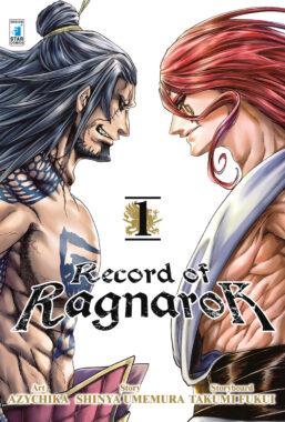 Copertina di Record Of Ragnarok n.1