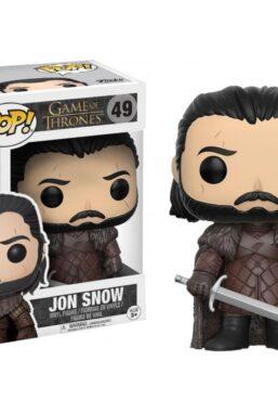 Copertina di Game of Thrones Jon Snow Funko Pop 49