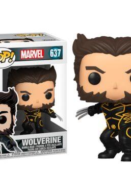 Copertina di Wolverine Funko Pop 637