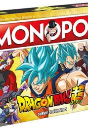 Monopoly Dragon Ball Super Ita