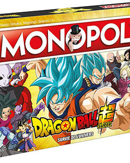 Copertina di Monopoly Dragon Ball Super Ita