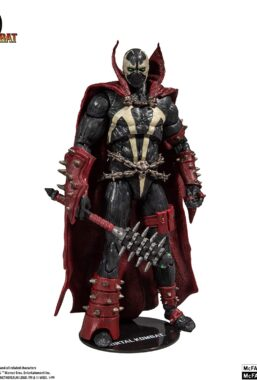 Copertina di Mortal Kombat 11 Spawn Action Figure