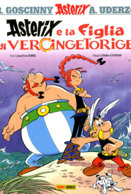 Copertina di Asterix Collection – Asterix e la Figlia di Vercingetorige