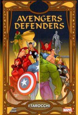 Copertina di Avengers/Difensori – I Tarocchi