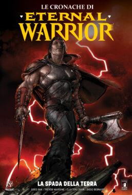 Copertina di Le Cronache Di Eternal Warrior 1
