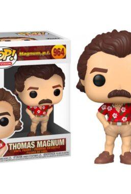 Copertina di Magnum P.I. Thomas Magnum Funko Pop 964