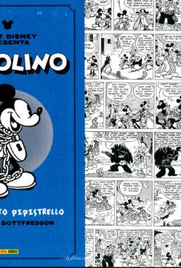Copertina di Mickey Mouse Grandi Storie 1934-36