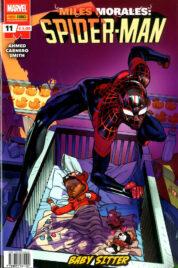 Miles Morales: Spider Man n.11