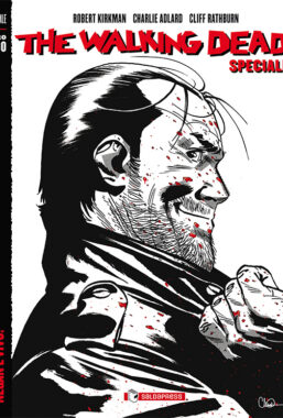 Copertina di Negan è Vivo – Variant Cover