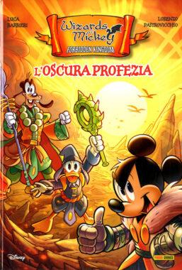 Copertina di Wizards of Mickey – Forbidden King
